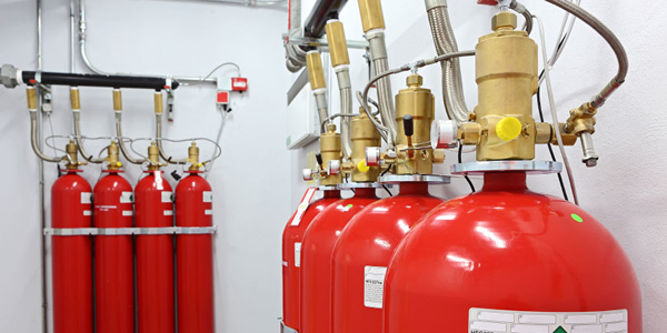 gas fire suppression system in kenya